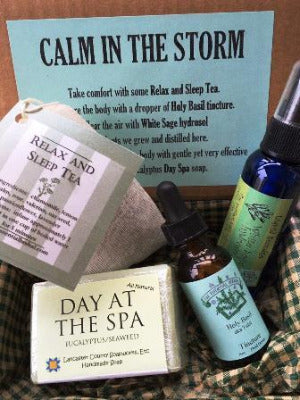 Calm in the Storm Box - The Essential Herbal