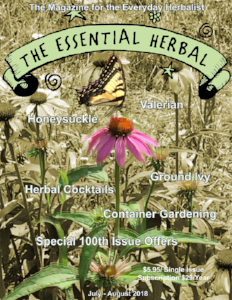 July August 2018 - The Essential Herbal