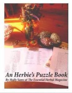 Herbal Word Puzzle Book PDF - The Essential Herbal