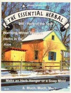 January February 2010 - The Essential Herbal