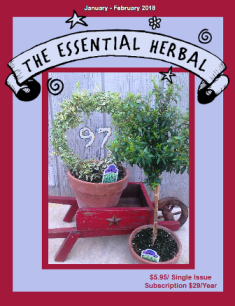 January February 2018 - The Essential Herbal