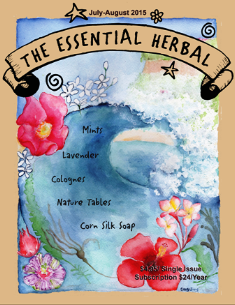July August 2015 - The Essential Herbal