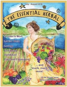 July August 2016 - The Essential Herbal
