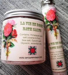 Bath Salts - The Essential Herbal