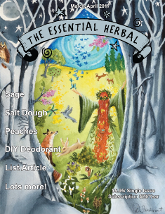 March April 2017 - The Essential Herbal