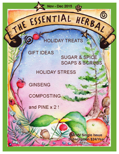 November December 2015 - The Essential Herbal