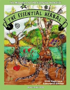 March April 2018 - The Essential Herbal