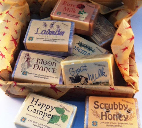 Soaps - All Natural - The Essential Herbal