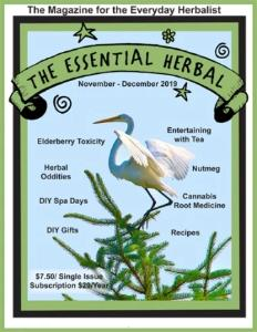 November December 2019 Essential Herbal