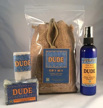 Dude Set - The Essential Herbal
