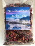 Sun in Winter Herbal Tea Blend