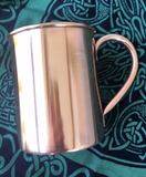 Copper Mug - The Essential Herbal
