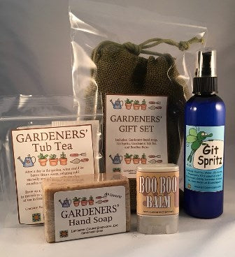 Gardeners Set - The Essential Herbal
