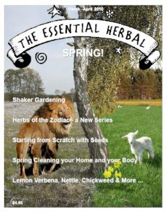March April 2010 - The Essential Herbal