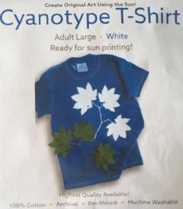 Sun Print - T shirt - The Essential Herbal