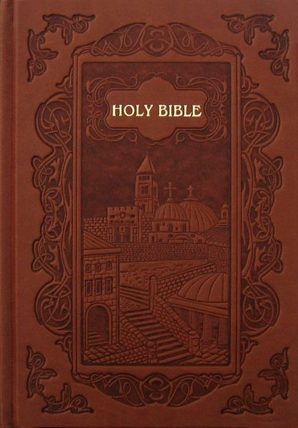 New Illustrated Bible of Jerusalem (NASB) (Damaged)