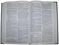 NASB Large Print Pew Bible