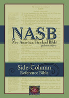 NASB Side-Column Reference Wide Margin, 1995 text