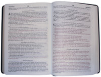 NASB Large Print Compact Bible (Damaged)