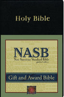 NASB Gift & Award (Damaged)