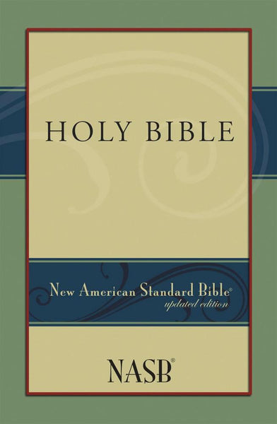 NASB Paperback Bible (Full Case of 24)