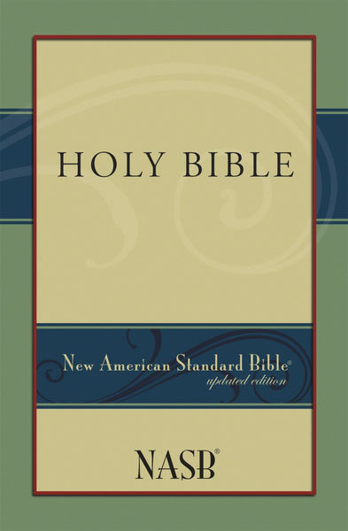 NASB Paperback Bible (Damaged)