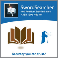 SwordSearcher New American Standard Bible 1995 update