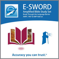 e-Sword Amplified Bible Study Set
