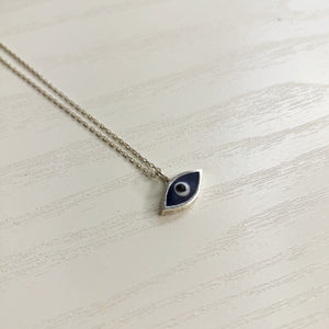 Mini Mati Necklace in Sterling Silver
