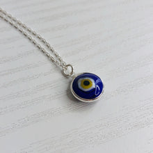 Load image into Gallery viewer, Enyo's Eye Necklace