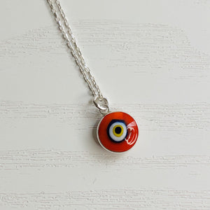 Enyo's Eye Necklace