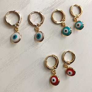 Eyes of the Sirens Earrings