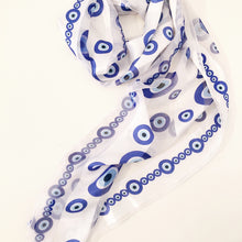 Load image into Gallery viewer, Evil Eye Scarf