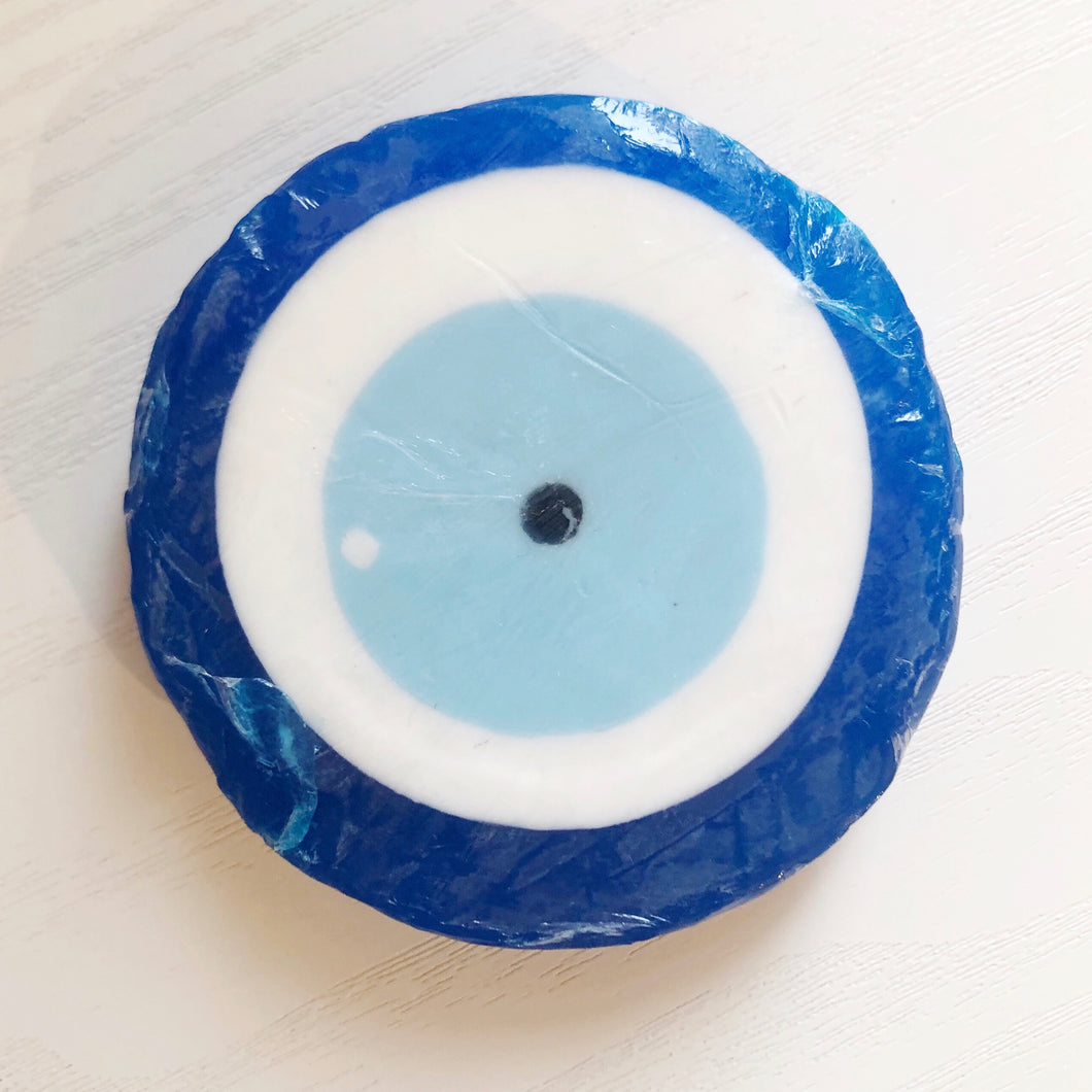 Handmade Evil Eye Guest Soap
