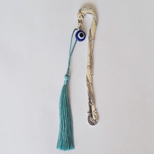 Trojan Horse Evil Eye Bookmark