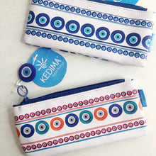 Load image into Gallery viewer, Kedima Evil Eye Pencil Case
