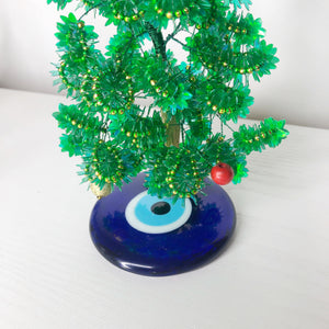 Evil Eye Mini Christmas Tree