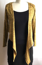 Load image into Gallery viewer, BO TIE CARDI-mustard