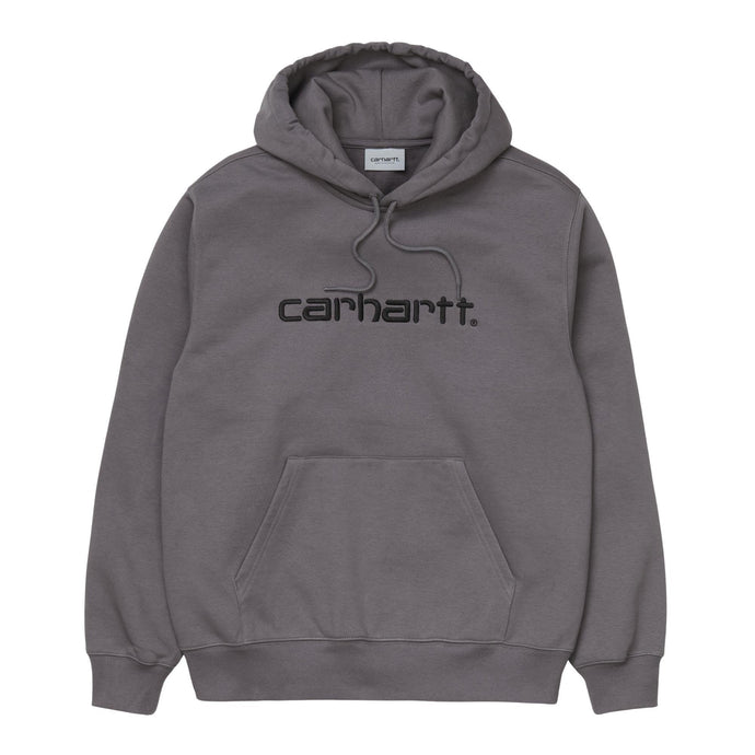 Carhartt WIP Hooded Carhartt Sweatshirt - Goldjunge-Store