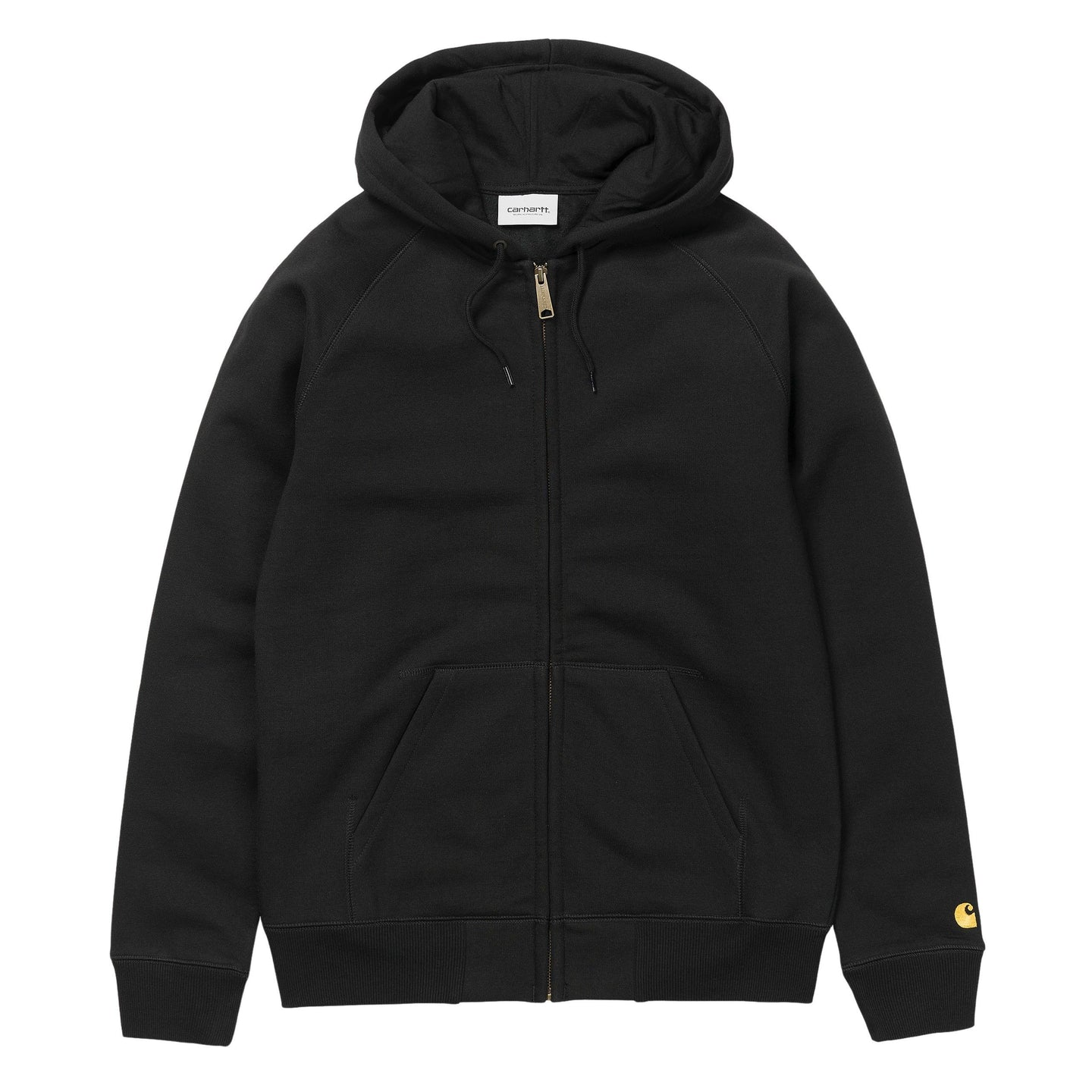 Carhartt WIP Hooded Chase Jacket - Goldjunge-Store
