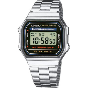 Casio A168WA-1YES - Goldjunge-Store