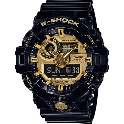G-SHOCK GA-710GB-1AER - Goldjunge-Store