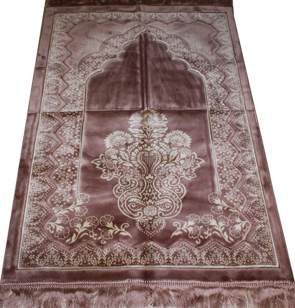 Prayer Rug Dimensions: Double Plush Wide Extra Large Prayer Rug