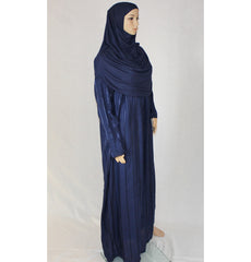 Amade Firdevs One-Piece Prayer Dress Jelbab Jilbab Gift Set Ramadan