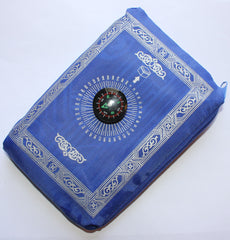 Pocket Prayer Mat with Compass