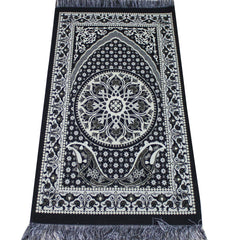 turkish islamic prayer mat child prayer rug black
