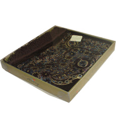 Luxury Gift Box Genova Thin Woven Chenille Prayer Mat