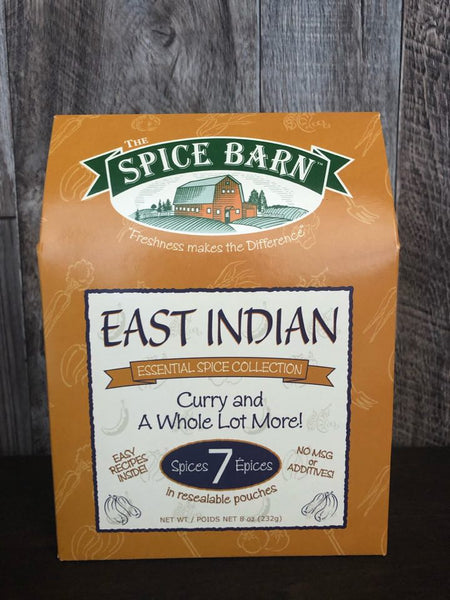 East Indian Spice Collection - The Spice Barn
