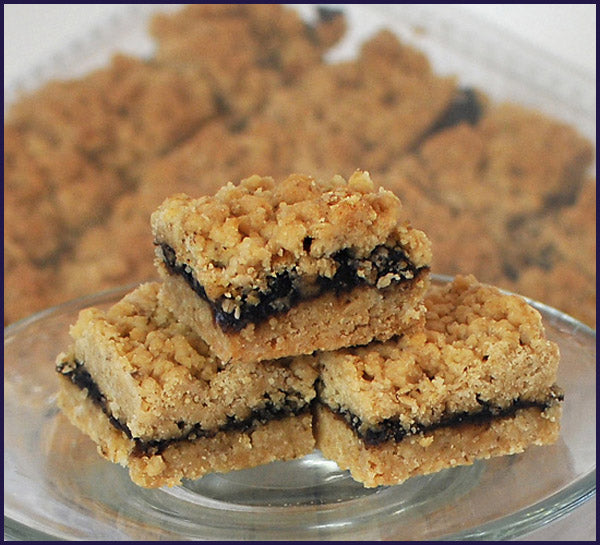 Date Squares - Chatman's Bakery