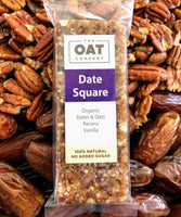 Date Square - The Oat Company